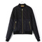 Aubrey black/blue padded jacket · fashion struck · online store powered by storenvy