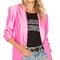 Tibi tuxedo blazer in pink from revolve.com