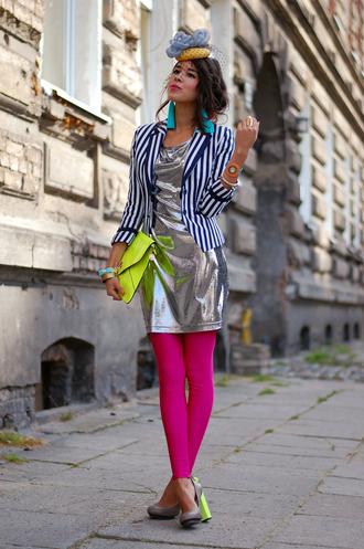 macademian girl jacket dress shoes bag jewels