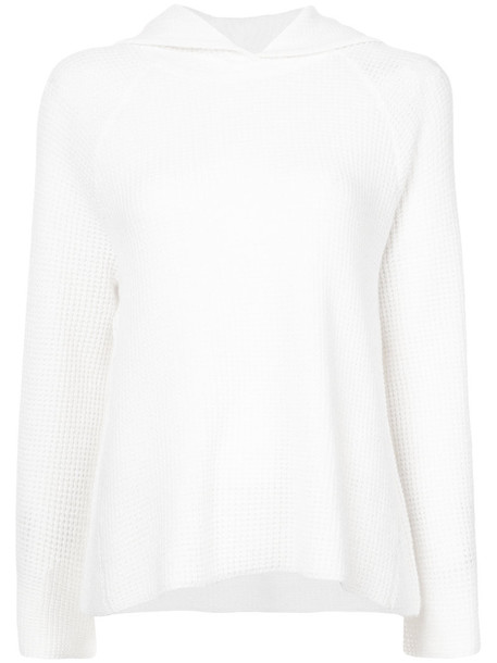 Elizabeth and James sweater women white