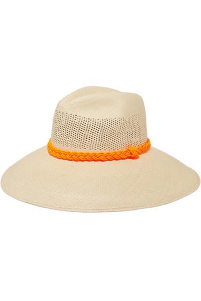 Sensi Studio - Toquilla Straw Panama Hat - Beige