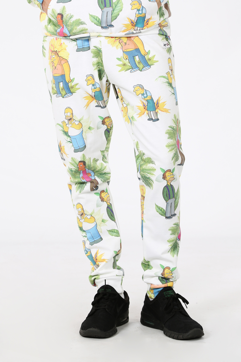 Hype x simpsons. bar boys joggers