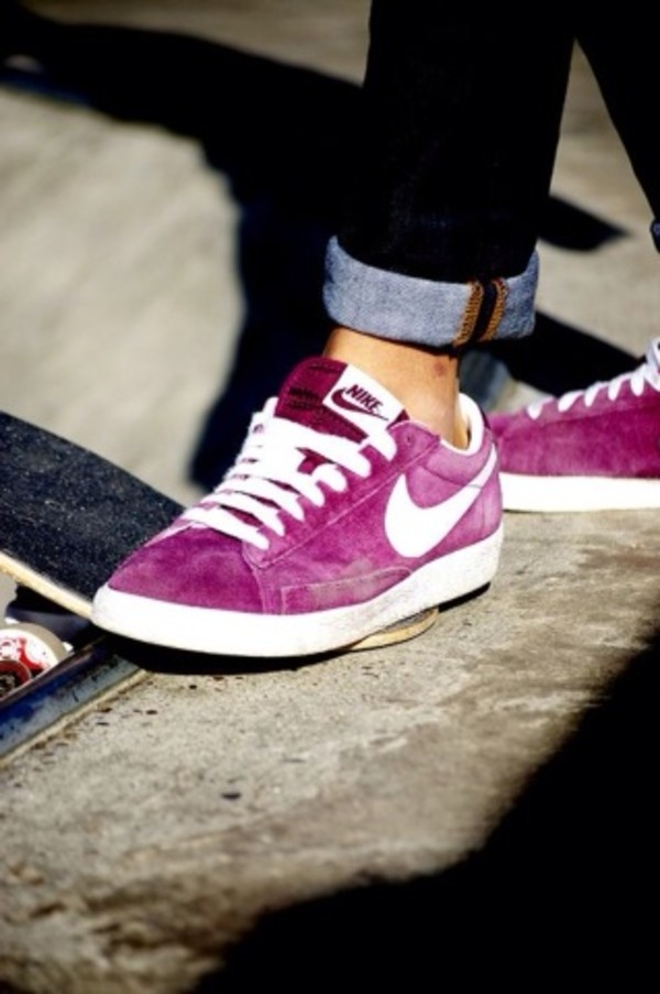 nike blazer low vintage trainers