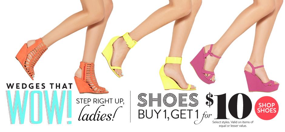 Women\'s Clothing, Juniors, Shoes & Dresses: Charlotte Russe