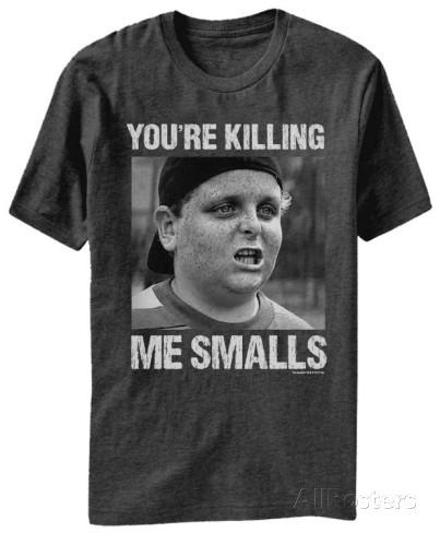Sandlot - You're Killing Me Smalls T-Shirt at AllPosters.com