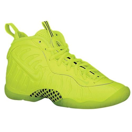 7e90837589c Nike Little Posite Pro - Boys  Grade School at Foot Locker