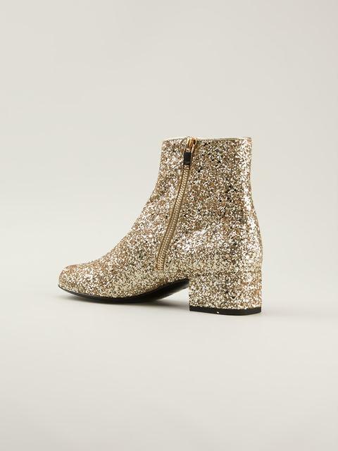 Saint laurent 'babies' ankle boots