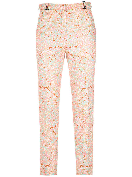 Reinaldo Lourenço women cotton pants