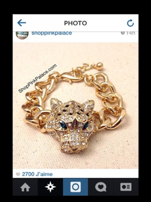 jewels gold bracelet lion king