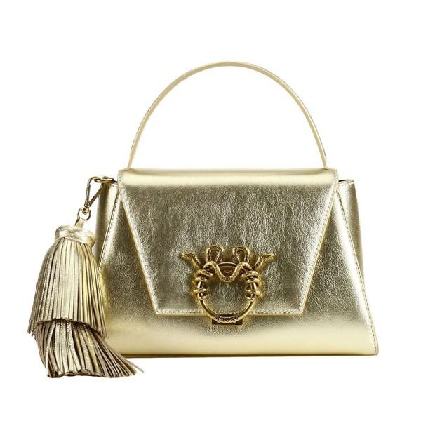 MAGRÌ satchel handbag leather bag