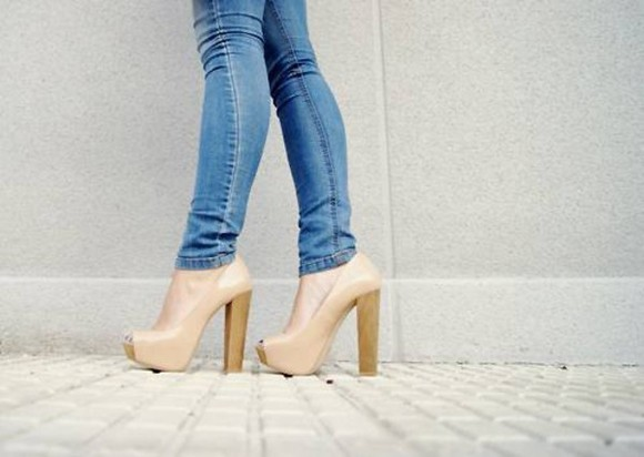 shoes high heels nude sandals cute high heels nude high heels nude beige platform high heels