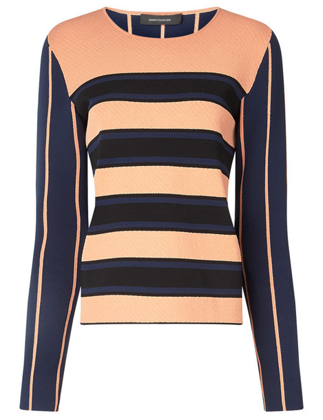 Cédric Charlier top peach