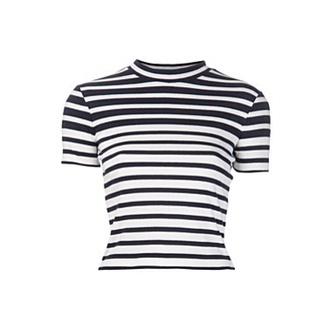 t-shirt alexander wang top