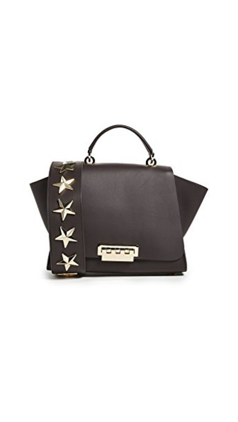 ZAC Zac Posen studded soft bag leather