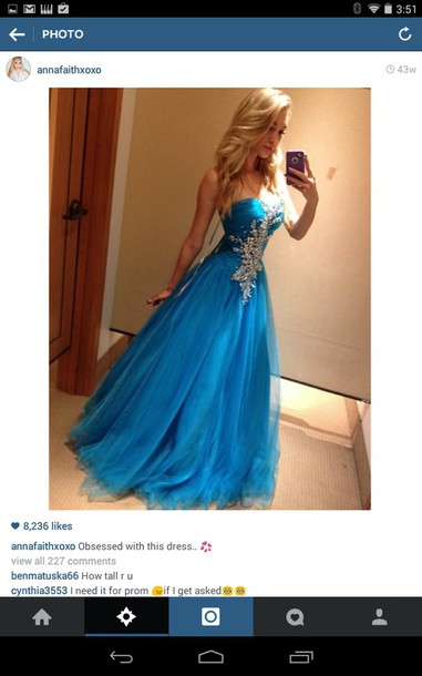 dress blue dress prom dress long dress long blue dress long prom dress
