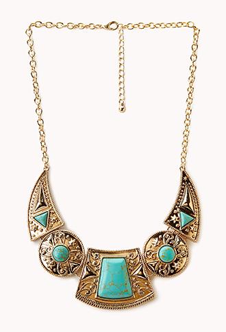 World Traveler Necklace | FOREVER21 - 1000071227