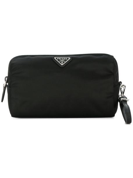 Prada beauty bag women bag black