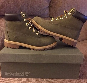shoes timberland timberlands olive green winter outfits fall outfits khaki green
