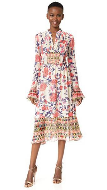 HEMANT AND NANDITA dress short dress short