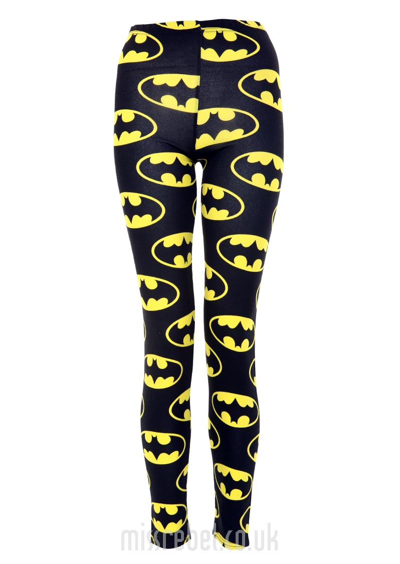 Shop our premium quality superhero compression leggings & pants for women, including Wonder Woman, Supergirl, Batman and more! Get 50% SALE + FREE SHIPPING!
