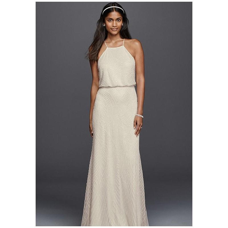 David\'s Bridal DB Studio Style 061918970 Wedding Dress - The Knot ...