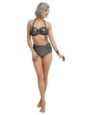 swimwear,bikini,silver,metallic,shell,mermaid
