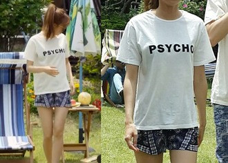 shirt t-shirt top tumblr outfit psycho clothng clothes 2016 wedding dresses shirts with sayings trendy