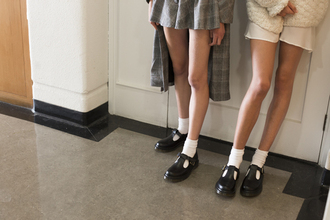 shoes black black shoes girl grunge pale pastel