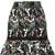 Giambattista Valli floral lace panel skirt, Women's, Size: 40, Black, Cotton/Polyester/Polyamide/Viscose