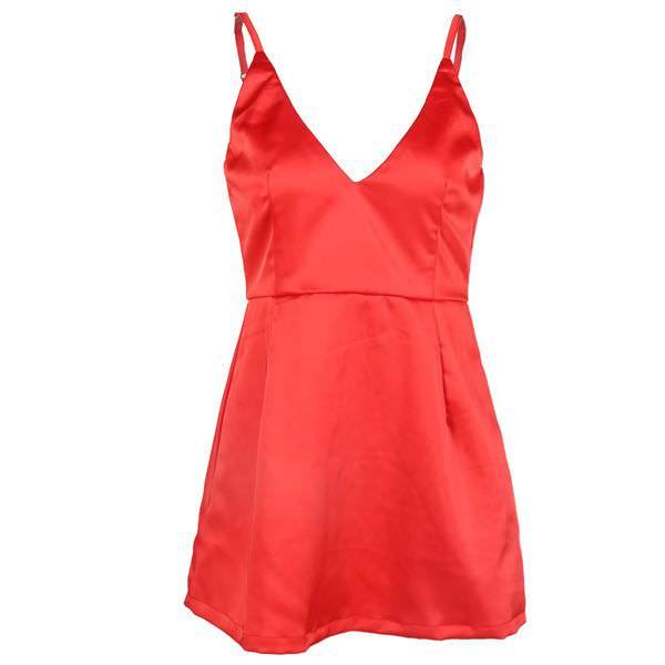 Short Red Mini Prom Dresses, Short Red Formal Dress, Red Mini Party Dress