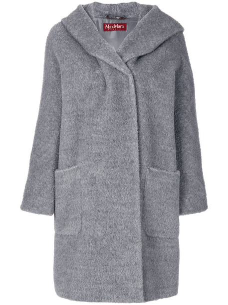 Max Mara Studio coat women wool