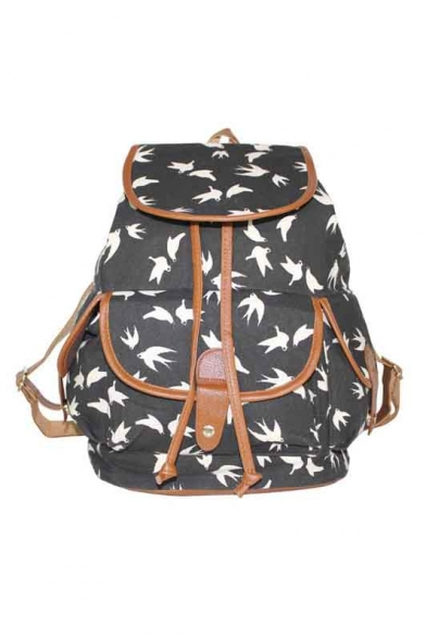 Girls Young Style Chic Backpack/School Bag/Travel Bag
