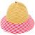 Rykiel Enfant striped hat, Girl's, Size: 52 cm, Pink/Purple