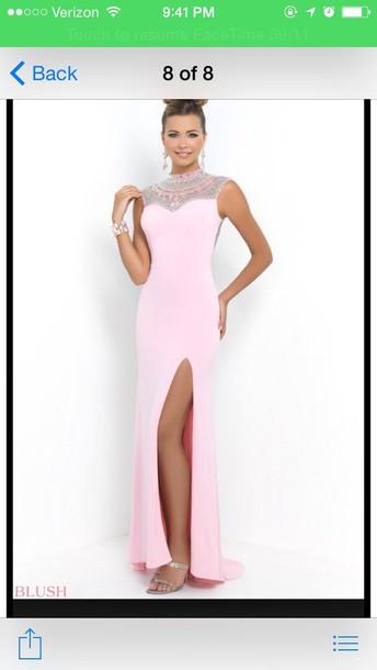 dress prom dress prom gown prom dress prom dress long dress pink dress prom dress