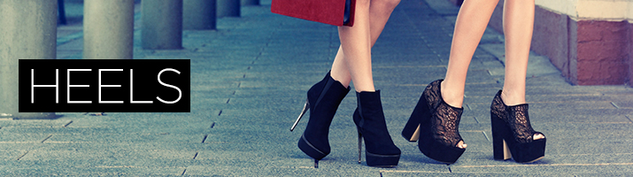 Heels | Evening Shoes | Women's Heels – ZU Shoes