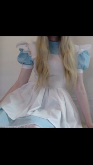 alice in wonderland dress disney