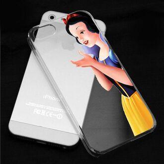 snow white iphone 5 case iphone 5s iphone 4 case iphone 4 case phone case
