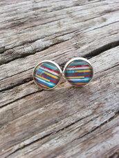 jewels,the glitzy hen,silver,silver earrings,stud earrings,studs,abstract earrings
