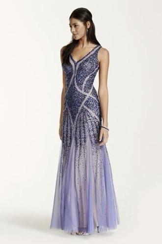 dress prom dress glitter dress long sleeves long prom dress long dress purple dress evening dress