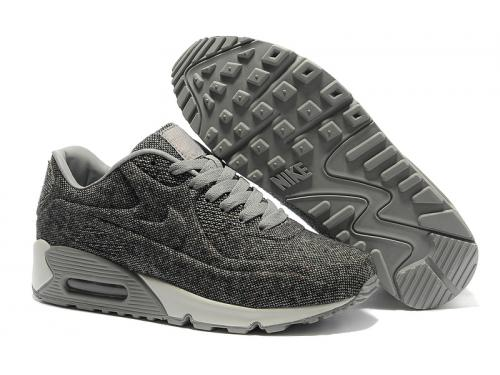 Womens nike air max 90 vt grey for sale