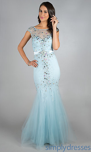 Blue Prom Dresses From Simply Dresses – fashion dresses