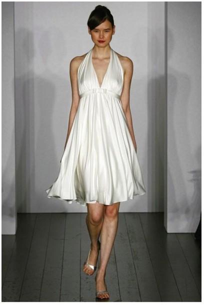 Empire Waist Short Dresses
