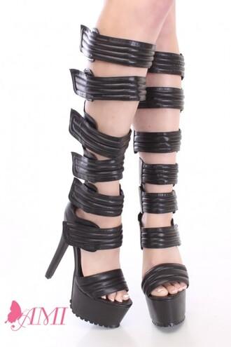 shoes heels gladiators sexy fashion summer shoes summer heels