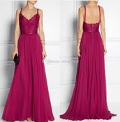 dress,elie saab,long dress,formal,lace top,red,black,prom,wedding,a line,gown,maxi dress,belt,clothes,special occasion,prom dress,oxblood,lace,lace dress