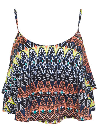 Double Layer Cami Top - 30% Off Selected Summer Pieces - Sale & Offers - Miss Selfridge