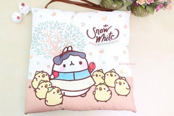 jewels kawaii style pillow