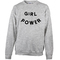 Girl power sweatshirt - teenamycs