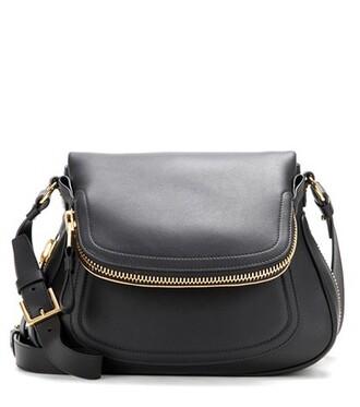 new bag shoulder bag leather black