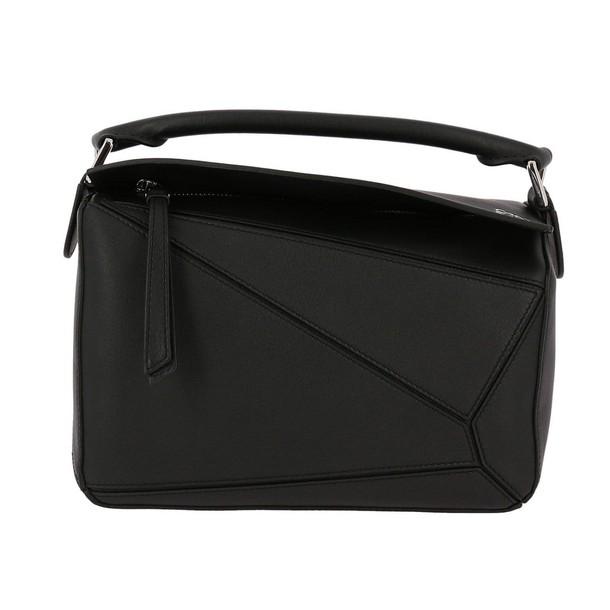 LOEWE women bag handbag shoulder bag black