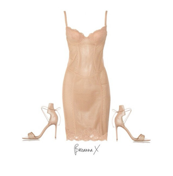 biege color beige dress breanna high heels strappy heels